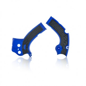 X-GRIP Frame Guards  YZ250F 2017 - YZ450F 16-17