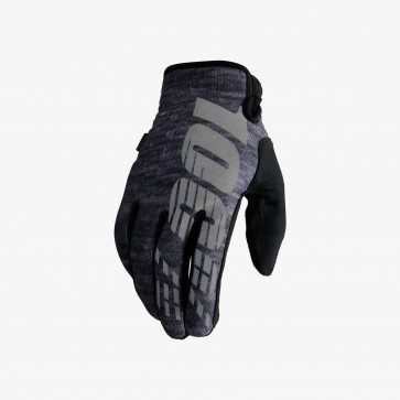 100% BRISKER Cold Weather Glove - Heather