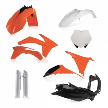 FULL PLASTIC KIT SX125/144/150 2011 SX 250 2011