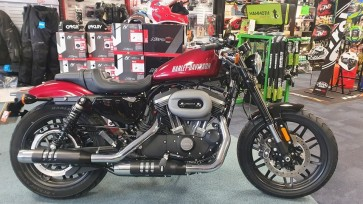 Harley-Davidson XL 1200 CX ROADSTER 18 270 miles from brand new
