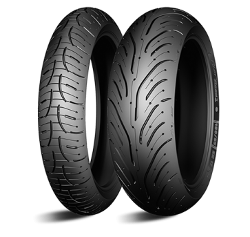 Michelin Road 4 Rear Tyre
