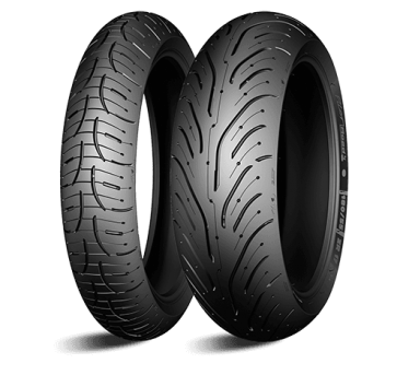 Michelin Road 4 GT  Front Tyre