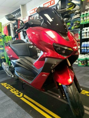 Lexmoto Aura 125cc Scooter Learner Legal Ride at 17 Brand New PRE REGISTERED 2 YEARS WARRANTY