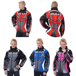 Wulfsport Attack Kids Childrens MX Motocross Off Road Bike Jacket