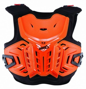 LEATT CHEST PROTECTOR 4.5  JUNIOR