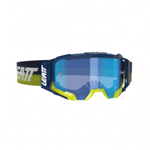 GOGGLE VELOCITY 5.5 INK - BLUE LENS