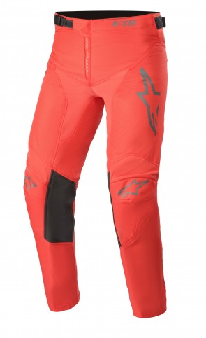 2021 YOUTH RACER COMPASS RED FLUO/ANTHRACITE