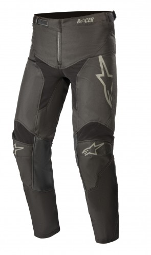 2021 YOUTH RACER COMPASS BLACK/GREY