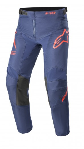 2021 YOUTH RACER BRAAP PANT BLUE/RED