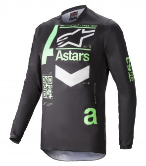 2021 FLUID CHASER JERSEY BLACK/MINT
