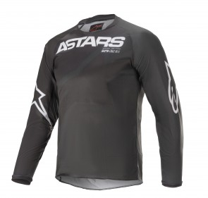 2021 YOUTH RACER BRAAP JERSEY BLACK/ANTHRACITE