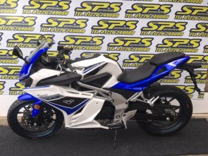 Lexmoto LXR 125CC Sports Bike (LEARNER LEGAL) 4STROKE