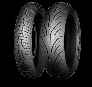 Michelin Road 4 GT  Front Tyre