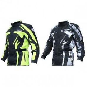Wulfsport Camo & Hi Viz Alpina Jacket and Pants