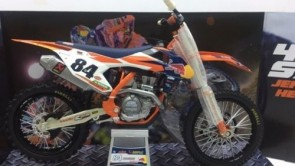 JEFFREY HERLINGS RED BULL KTM #84 SXF 450