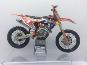 RYAN DUNGEY RED BULL KTM SXF 450 2017