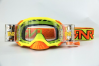 RIP N ROLL PLATINUM GOGGLE NEON YELLOW 48MM ROLL OFF