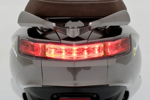 LED Tail light and indicators