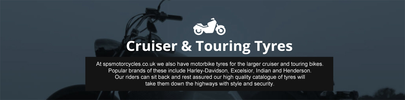 Cruiser and Touring Tyres