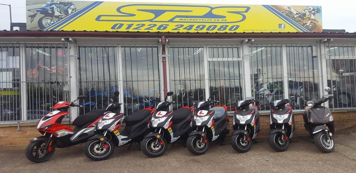 sps motorcycles barnsley